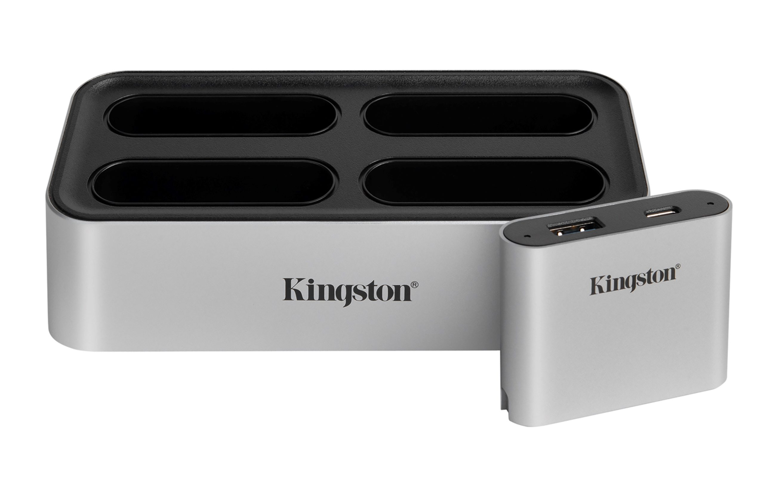 CES 2021 : Kingston Previews New NVMeSSD Lineup and Launches Kingston Workflow Station along with Readers