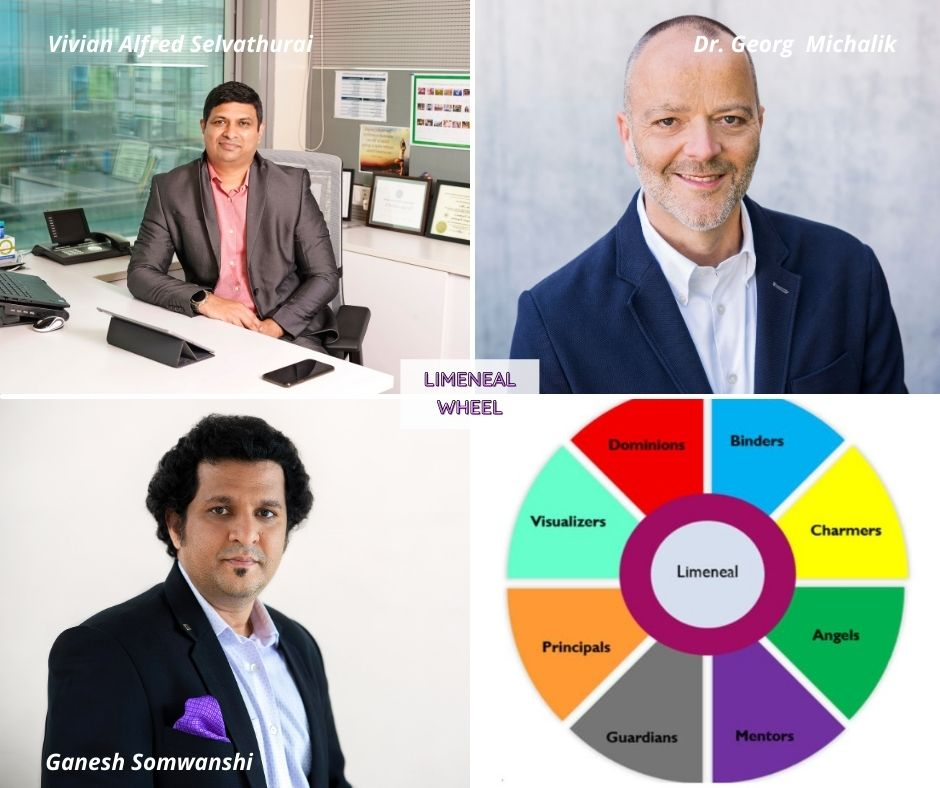 """India's First Human Potential Model, """"Limeneal Wheel""""introduced to enable Career and Business Success"""