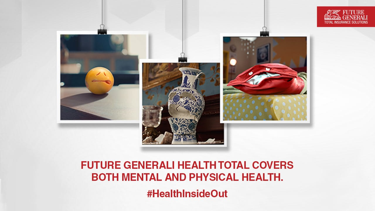 Take charge of your mental health with Future Generali now