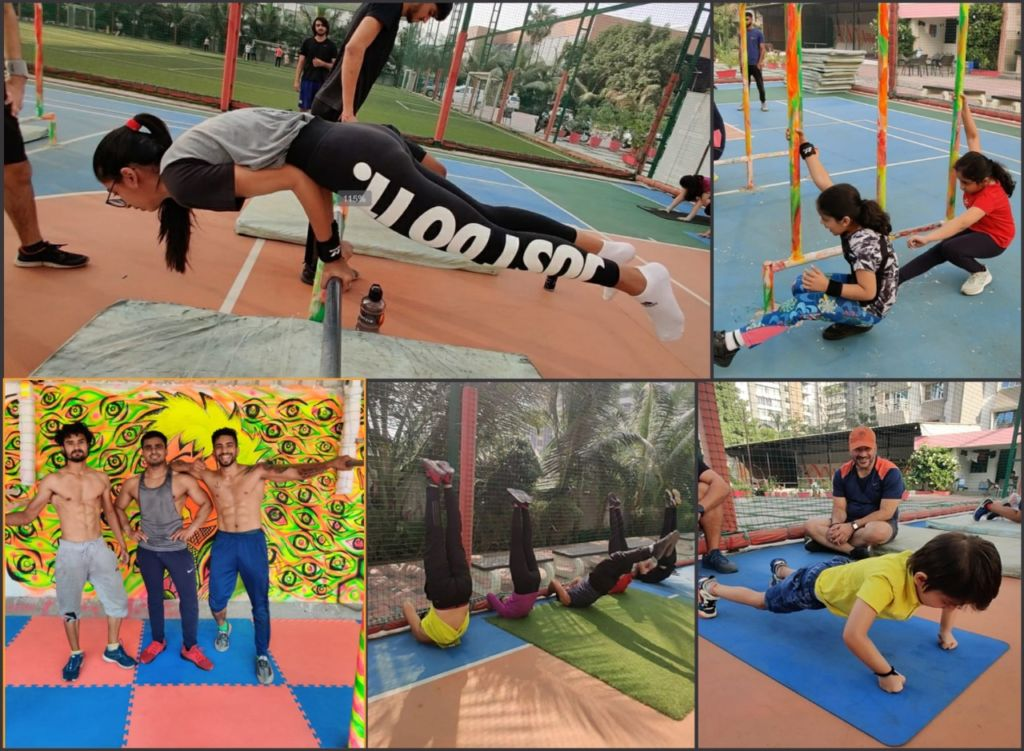 Outdoor workout can be fun without heavy equipment proves K2 Calisthenics Park, Gujarat's first Calisthenics Training Center
