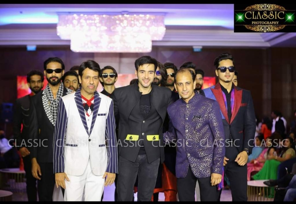 Kovid Mittal, the very suave, turns Showstopper for most talked about TCHL fashion week