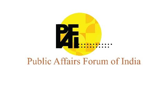 Public Affairs Forum of India (PAFI) announces New Office Bearers for 2021-22. Dr. Subho Ray to be the new President