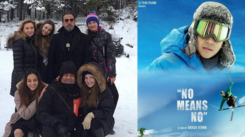 Poland's first film outing with India – Vikash Verma's No Means No, an ode to Winter Games