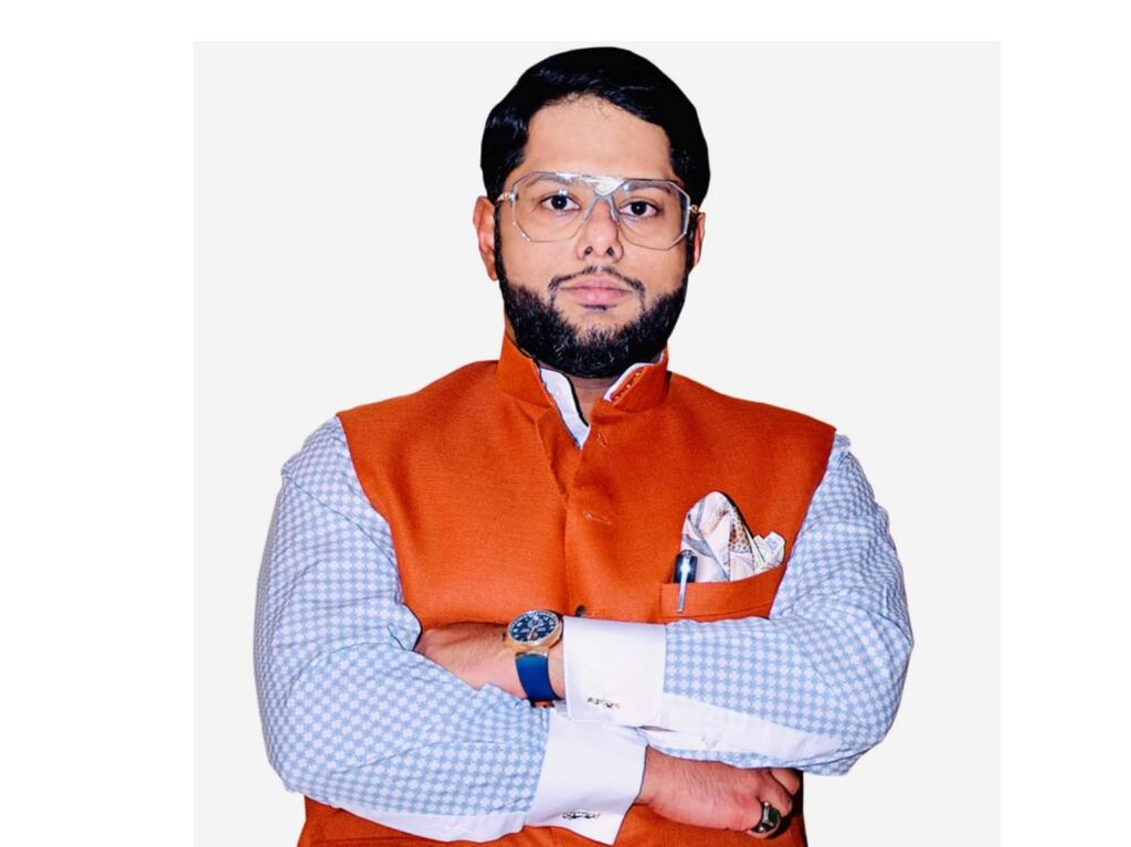 Scion of erstwhile royal family of Khimsar, Dhananjai Singh extends his help for fighting Covid-19