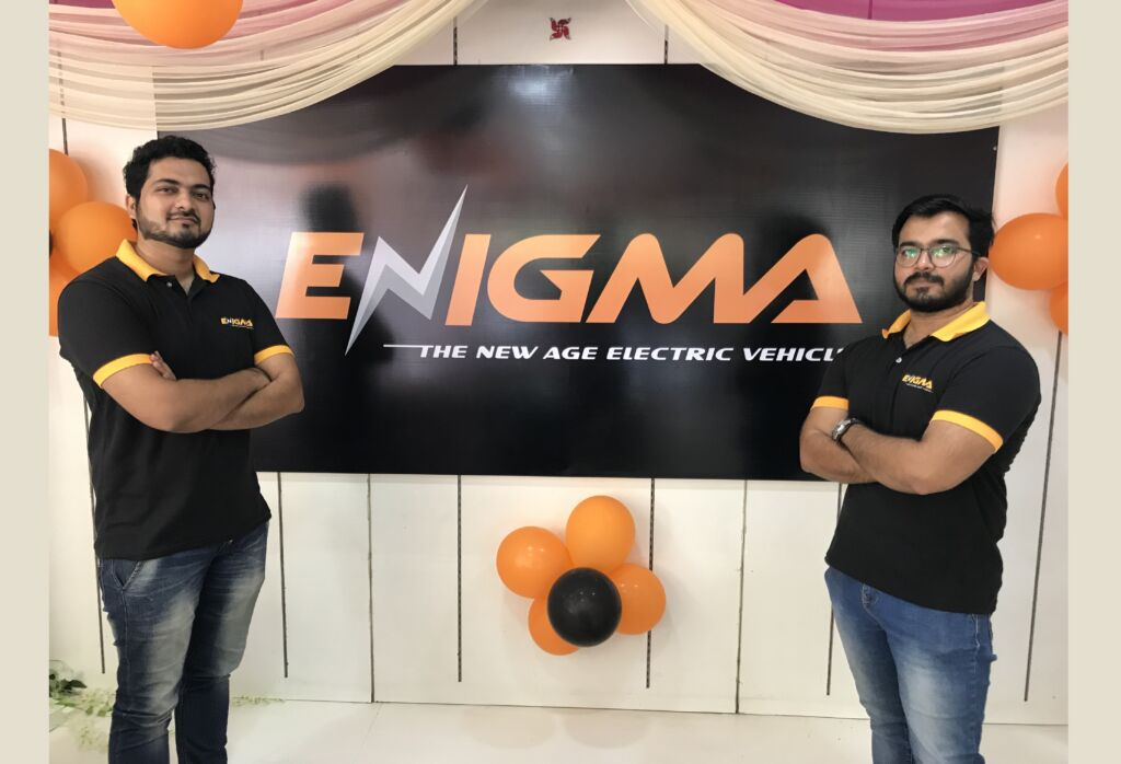 Within 5 years, Enigma, a Madhya Pradesh startup eyeing to become a Rs 15-crore EV brand