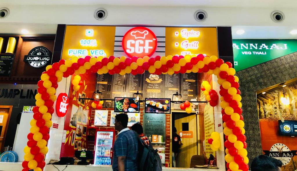 Spice Grill Flame, a pioneer in the vegetarian food market that defeated the pandemic woes