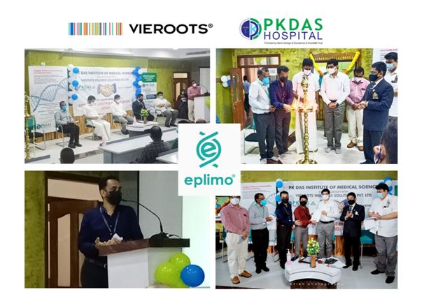 EPLIMO by Vieroots Being Deployed in More Hospitals – PK Das Hospital Adopts Innovative Solution