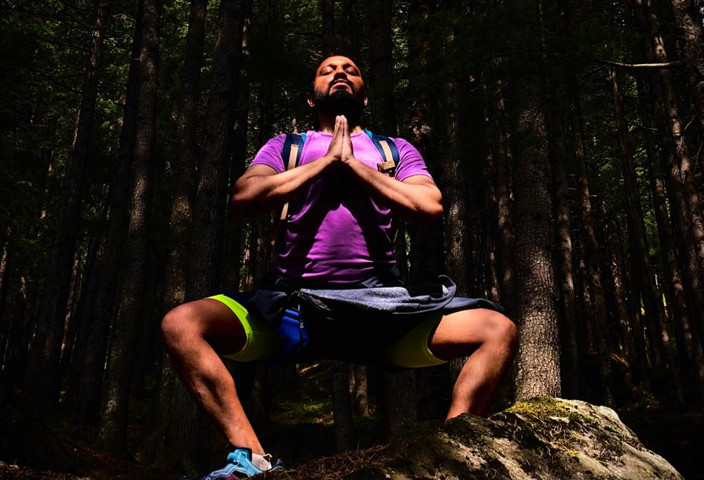 Yogpathic's Master Trainer, Anand Shrivastava Developed an App to make yoga accessible to all