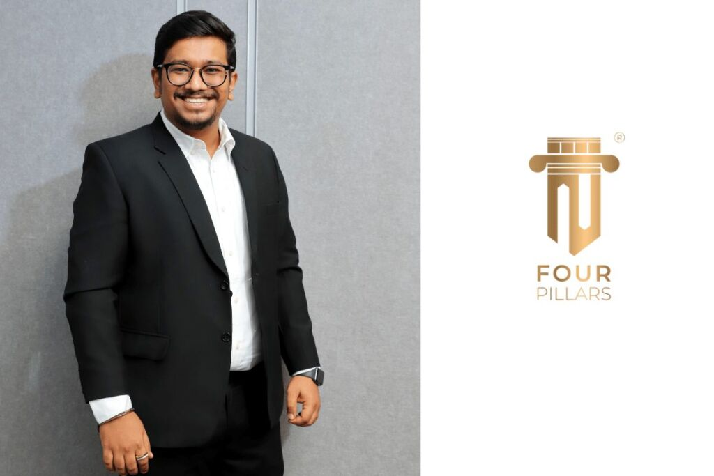 Anuj Tosniwal Building Brands with Four Pillars Media Agency