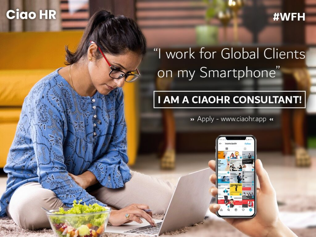 Ciao HR App Lets People and Businesses Find and Create Opportunities through Social Networking