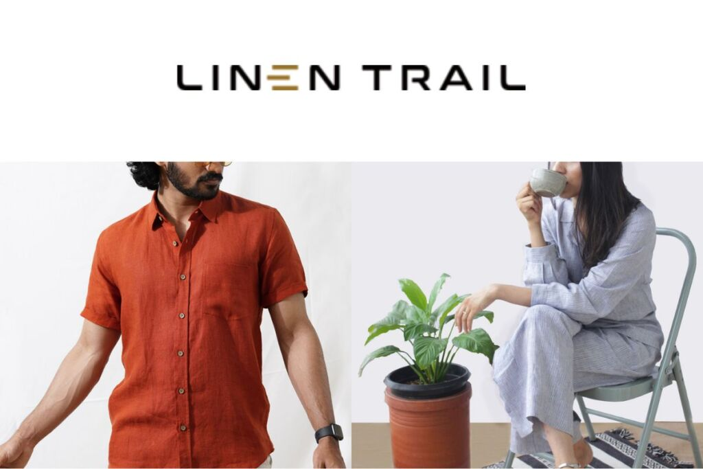 Linen Trail is the Future of Linen