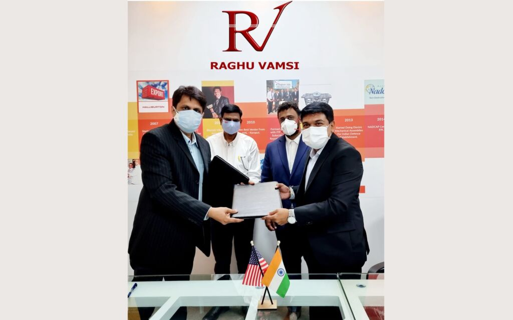 Raghu Vamsi Wins Boeing Contract to Supply Critical Aviation Components