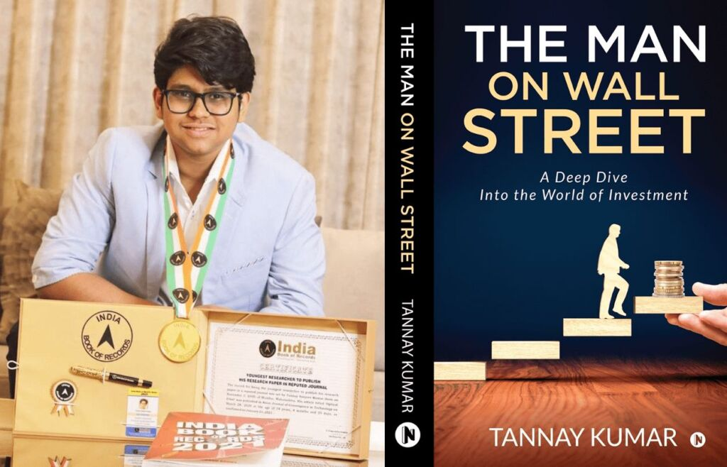 Meet a 15-year-old best-selling author – Tannay Kumar