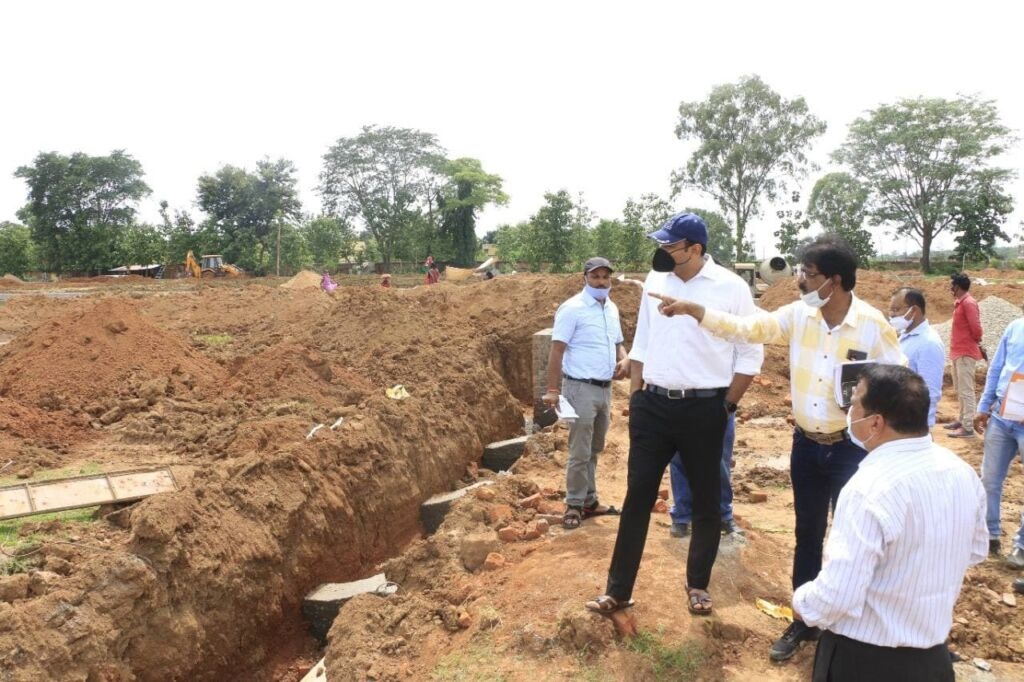 Spearheading Sporting Ambitions by Transforming Bastar's Sports Ecosystem into World-Class Facility
