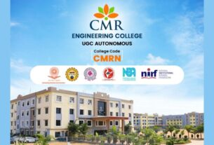 CMR Engineering College Offers Courses in Novel Emerging Technologies for Which Admissions Are Opening For the Year 2021