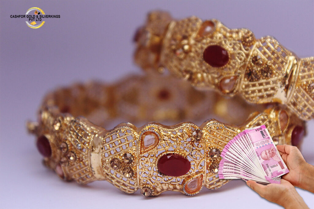 Cashfor Gold and Silverkings Brings You the Opportunity to Sell Gold Online From Your Home