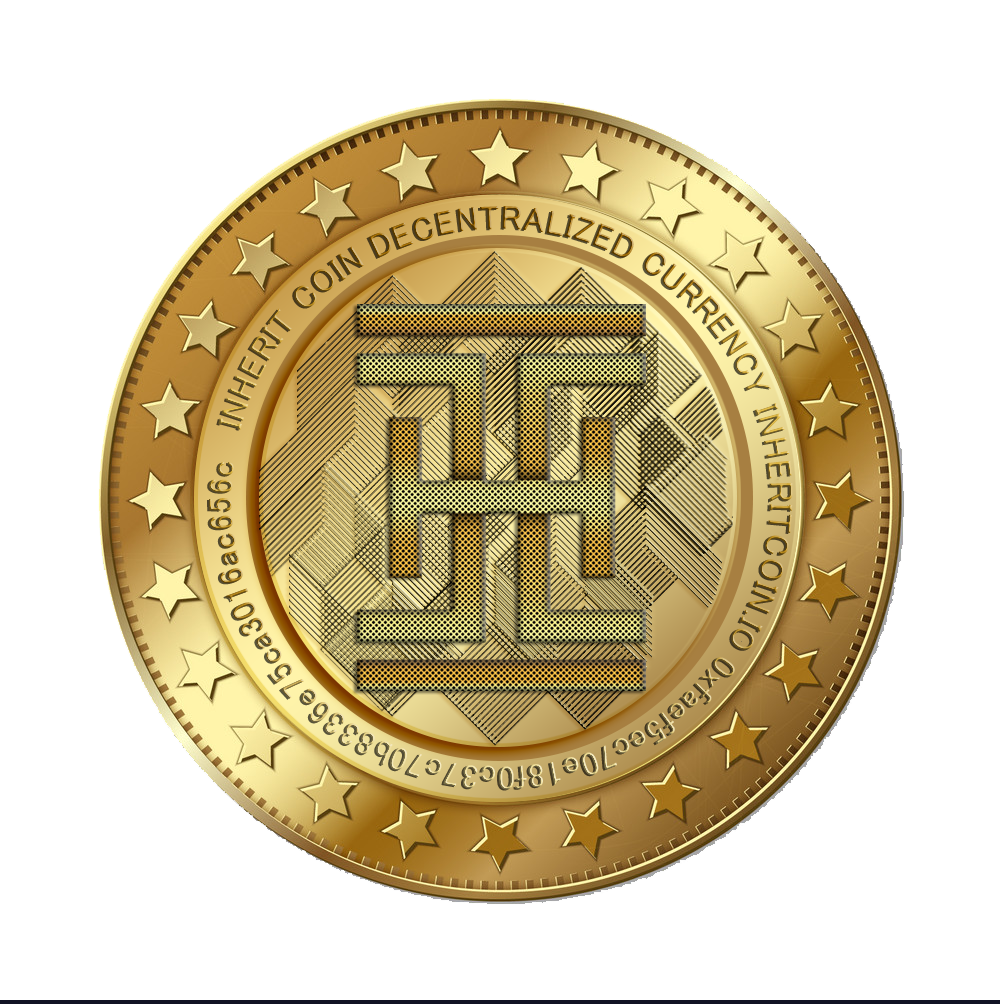 INHERITCOIN Joins the League of Cryptocurrencies Leveraging Ethereum  blockchain