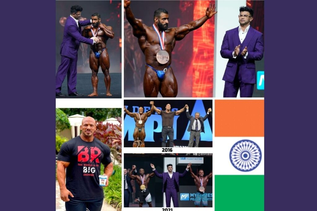 The Indian Flag Showcased And Vande Mataram Played On The Mr. Olympia Stage For The First Time In America! Sahil Khan Does Us Proud Once Again